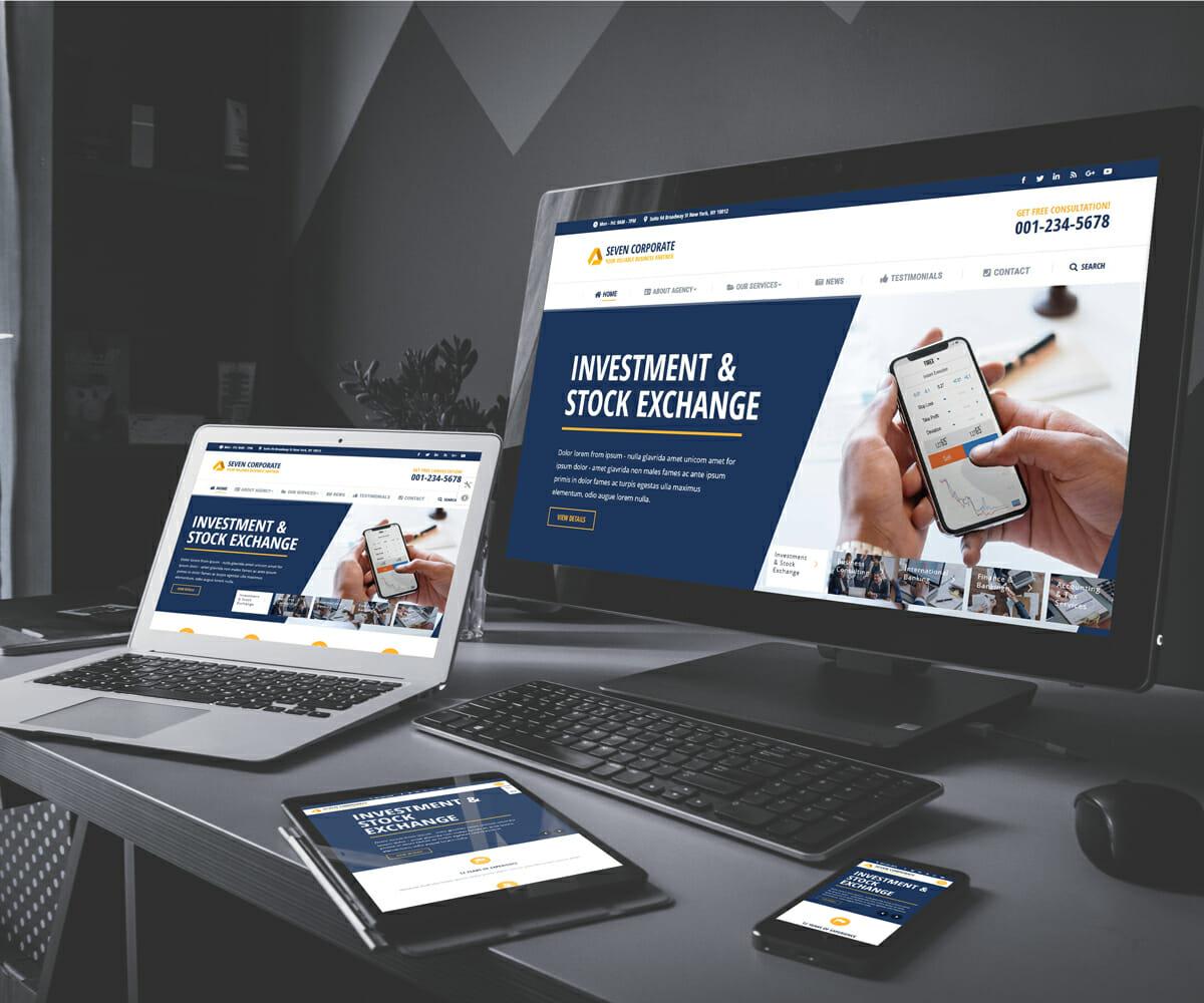 Заказать корпоративный сайт в Москве